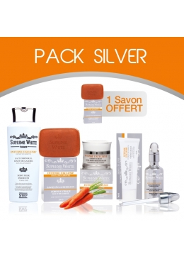 PACK COFFRET SILVER INTENSE EXCLUSIF