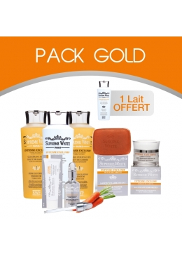 COFFRET GOLD INTENSE EXCLUSIF